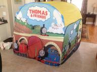 Thomas the Train play tent