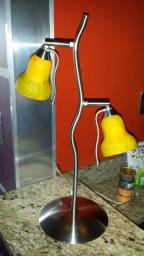 Table / Desk Lamp with Tiffany Style Shades