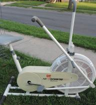 DP Airgometer Exercise Bicycle