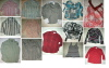WOMEN'S 14pc LOT (11 MEDIUM, 3 LARGE) CASUAL/CAREER