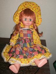 1963-Uneeda-Coquette-Doll-Original