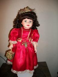 Victorian Garden Erin 1998 Doll