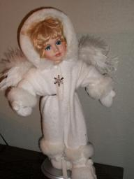 Snow babies Doll