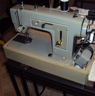 Sears Kenmore Sewing Machine Model 5186 with Case