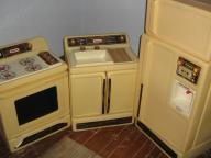 Child's Little Tikes Kitchen Set