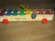Fisher Price Pull A Tune