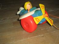 Fisher Price Airplane pull toy