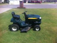 Craftsman LT1000 Tractor