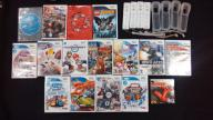 Wii with many extras