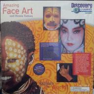 DISCOVERY CHANNEL AMAZING FACE ART