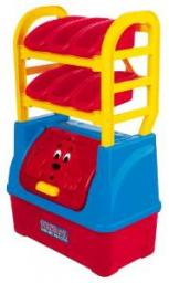 clifford toy box/organizer
