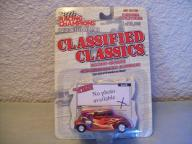 Racing Champions Classified Classics 1933 Willy's Coupe