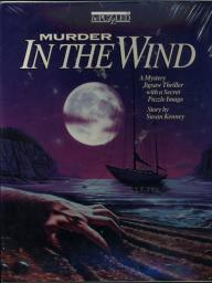 bePuzzled - Murder in the Wind - A Mystery Jigsaw Thriller with a
