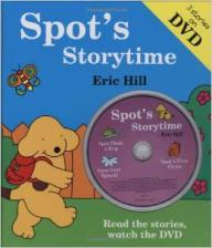 Spot's Storytime: Book and DVD Hardcover