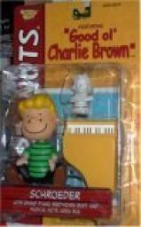 Good ol' Charlie Brown Schroeder with Grand Piano