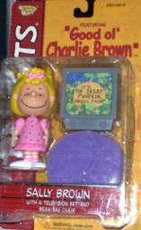 GOOD OL CHARLIE BROWN SALLY BROWN
