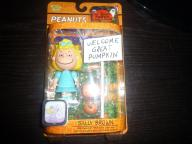 The Great Pumpkin Charlie Brown Sally Brown Action figure
