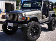 Jeep Wrangler 2003 Great Condition!!!