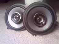 Pr of 5.25 inch Clarion Speakers