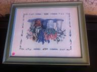 Picture frame 7.50