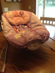 Fisher Price Calming Vibrations infant seat