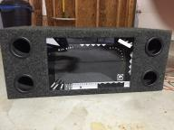 Bandpass Box and Subwoofers