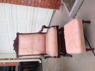 Eastlake Rocking Chair