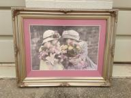 Framed picture from Enesco Beher