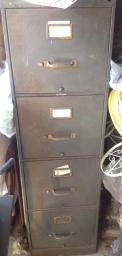 File cabinet - all American letter size
