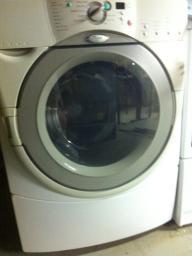 Whirlpool washer/dryer