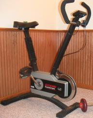 Exercise bike Excel Impulse