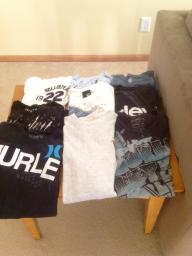 9 Designer Shirt Bundle (Size M)