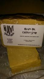 Natural Olive Oil Castile Soap