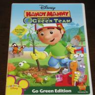 Handy Manny Manny's Green Team