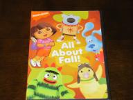 Nickelodeon All About Fall