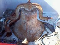 Number 26, Yoke,  1800-1900's vintage bell