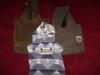 Boys fleece hoodies