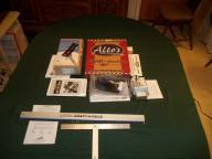 manuel tools for mat cutting