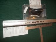 Straight cut, matboard tool