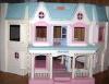Little girl's doll houses