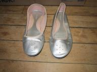 Silver Old Navy Flats