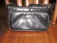 Black Villager Handbag