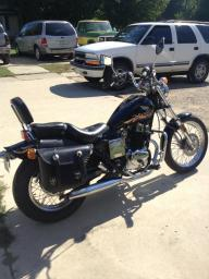 1986 Honda Rebel-Rare Edition Motorcycle 250