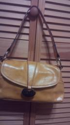 Yellow Nine West Purse