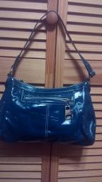 Blue green Nine West purse