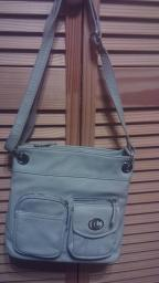 Beige Carryland purse