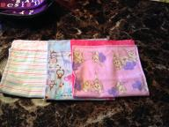 Flannel Burp Towels (3)