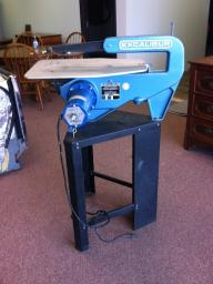 Excalibur Scroll Saw & Stand