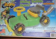 Big WheelRiding Bubble Mower