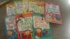 8 Dan Gutman children's books (school age)